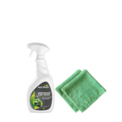 Waterless Car Wash Kits